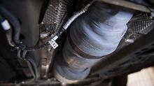 Milliarden für die Umrüstung?: Bundesregierung erwägt Diesel-Fonds