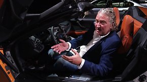 Massig Pferdestärken am Big Apple: Das sind die Highlights der New York Autoshow