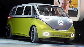 Elektro-Bulli I.D. Buzz: VW versucht sich an einer neuen Ikone