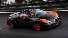 Was mag so ein Bugatti wohl an Unterhalt kosten?