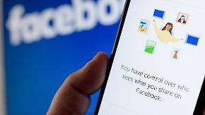 Facebook will transparenter werden: Zuckerberg verschärft Regeln für politische Werbung