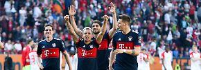 """Die Bundesliga in Wort und Witz: """"Wir haben noch ein bisschen was vor"""""""