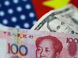 Handelsstreit mit USA: China prüft künstliche Abwertung des Yuan