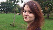 Tochter von Ex-Spion wohlauf: Julia Skripal aus Krankenhaus entlassen
