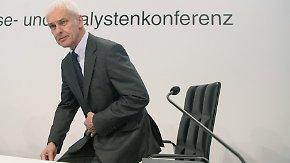 Konzern baut Führung um: Müller steht wohl bei VW vor dem Aus