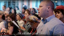 Bewegender Chor in Israel: ESC-Song wird Lebenshymne