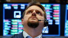 Der Börsen-Tag: Dax steuert nervös geradeaus