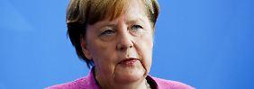 Macron: Beweis für Giftgas: Merkel schließt Beteiligung an Militäraktion aus