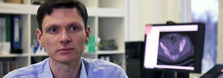 """Startup News: Marcel Pfützner, HumanX: """"Bessere Vorbereitung auf komplexe Operationen"""""""
