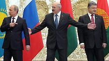 Staatengemeinschaft bröckelt: Ukraine nimmt Abschied von der GUS