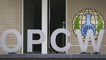 Berlin fordert Kreml-Kooperation: Moskau weist Bericht der OPCW zurück