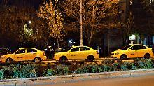 """""""Terroristen"""", """"Verräter"""": Istanbuler Taxi-Lobby beschimpft Uber"""