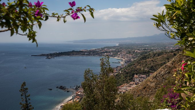 Italien: schöne Landschaften, schwierige politische Verhältnisse.