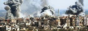 Giftgas-Angriff in Duma: USA: Kein Zweifel an Assads Verantwortung