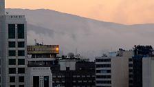 Westliche Staaten gegen Assad: Luftschläge auf Syrien