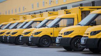 Großes Interesse an E-Kleintransporter: Ford-Händler verkaufen Streetscooter der Post