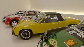 """Tim Schrick besucht Jeff Zwart: Porsche-Raritäten bevölkern """"White Room"""""""