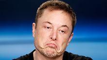 Tesla-Bau zu stark automatisiert: Elon Musk räumt Fehler ein