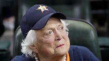 Barbara Bush ist schwer krank: Ex-First-Lady geht es sehr schlecht