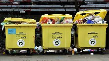 Deutsche Windeln im Gelben Sack: Recycling-Weltmeister schlampt an der Tonne