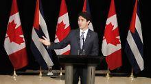 Mysteriöse Gesundheitsprobleme: Kanada zieht Diplomatenfamilien aus Kuba ab