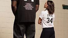 Diese Bilder müssen Sie sehen: Victoria Beckham und der Riese