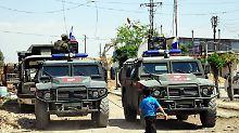 Bombensplitter und Blutproben: OPCW-Ermittler nehmen Arbeit in Syrien auf
