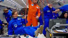 Astrophysikerin Suzanna Randall wurde nachnominiert und steht nun an der Seite von Insa Thiele-Eich bereit für den Flug zur ISS.