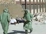 Gutes Töten, böses Töten: Warum Giftgas die Welt so aufschreckt