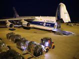 Russland stoppt Lieferung: Nato bekommt keine Antonow 124 mehr