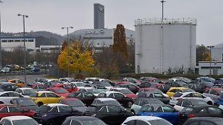 Streit um Sanierungsplan: Opel-Belegschaft in Eisenach soll fast halbiert werden