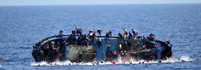 Umsiedlungsprogramm der EU: 10.000 Flüchtlinge ziehen nach Deutschland