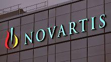Neue Arzneien beleben Geschäft: Novartis kommt in Fahrt