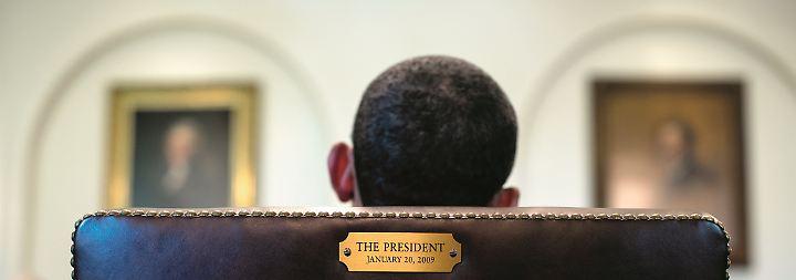"""Der Fotograf des Weißen Hauses: """"Obama kann man auch von hinten zeigen"""""""