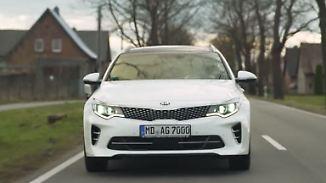 Design und Fahrkomfort: Kia Optima überzeugt im Langzeittest
