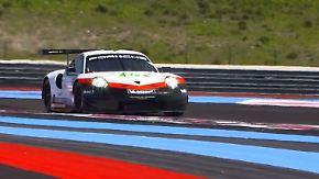 Prolog für die FIA Langstrecken-WM: Toyota setzt in Le Castellet eine erste Duftmarke