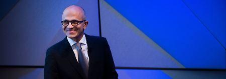 Cloud-Geschäft boomt: Microsoft übertrifft Anleger-Erwartungen