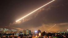 Verstoß gegen Völkerrecht: Gutachten: Syrien-Militärschlag war Unrecht