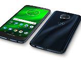 Starkes Mittelklasse-Handy: Das Moto G6 bietet viel fürs Geld