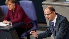 Der CDU-Abgeordnete Michael Brand war einer der Initiatoren des Gesetzes zum Verbot der geschäftsmäßigen Sterbehilfe.