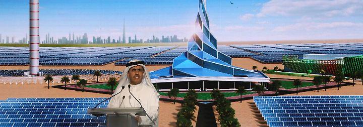 Exportschlager Strom?: Der arabische Energie-Frühling beginnt
