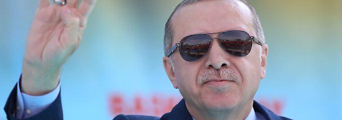 Die Gegner des Systems: Wen Erdogan noch wegbeißen muss