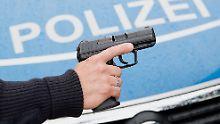 Meist aus Notwehr: Polizei erschießt 2017 15 Menschen