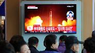 Tauwetter im Nordkorea-Konflikt?: Kim Jong Un lässt Atom- und Raketentests stoppen