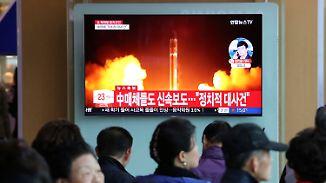 Tauwetter im Nordkorea-Konflikt: Kim Jong Un lässt Atom- und Raketentests stoppen