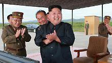 Neue Signale aus Pjöngjang: Nordkorea legt Atomprogramm auf Eis