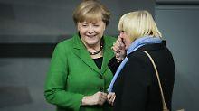 Frauenpower an der Spitze: Nur FDP und CSU ohne weibliche Vorsitzende