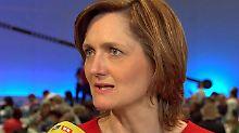 """Simone Lange im Interview: """"Habe dafür gesorgt, dass wir mit der Erneuerung beginnen"""""""
