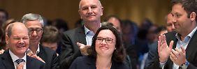 Parteitag der SPD: Bei Nahles war nicht alles so schlecht