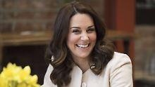 Kate im Krankenhaus: Die Herzogin liegt in den Wehen